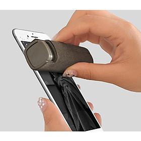 Làm sạch và đánh bóng tất cả màn hình điện thoại máy tính