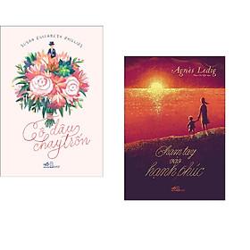 Combo 2 cuốn sách: Chạm tay vào hạnh phúc + Cô dâu chạy trốn