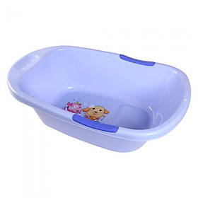 COMBO Chậu tắm + 01 võng lưới tắm cho bé ( Tặng 01 bấm móng tay cho bé, 01 bé chip xinh )