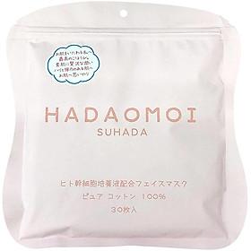 Mặt Nạ Tế Bào Gốc Hadaomoi Nhật Bản (30 Miếng)