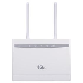 Bộ định tuyến không dây 4G LTE công suất cao 150Mbps với khe cắm thẻ SIM