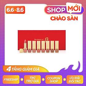 SON LÌ WH GJH Mi Velvet Lip Rouge Mini Set
