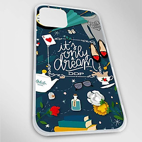 Ốp lưng dành cho iPhone 12, 12 Pro, 12 Pro Max, Mini mẫu Only Dream