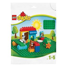 Bộ Lắp Ráp LEGO DUPLO Đế Lắp Ráp Lớn Màu Xanh LEGO DUPLO 2304 (1 chi tiết)