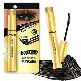 Volume & Curl Mascara Mira - Mascara Làm Cong Và Dày Mi Mira - B690