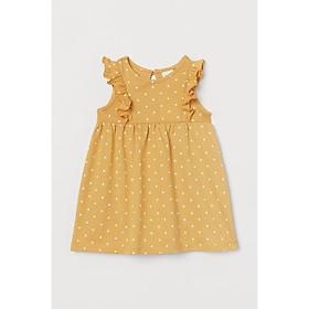 Váy H+M U+S/U+K chấm bi size 6-9M đến 3-4Y