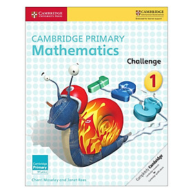 Cambridge Primary Mathematics 1: Challenge