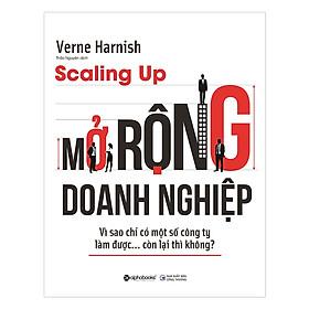 Scaling Up - Mở Rộng Doanh Nghiệp (Tặng Notebook tự thiết kế)
