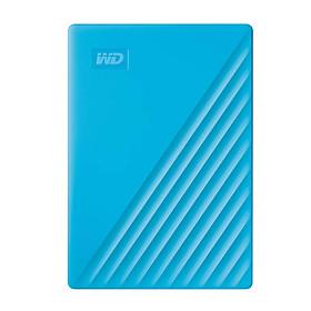"""Ổ Cứng Di Dộng HDD WD My Passport 1TB 2.5"""" USB 3.2 WDBYVG0010B - Hàng Chính Hãng"""