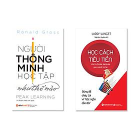 Combo sách Người Thông minh học tập như thế nào, Học cách tiêu tiền