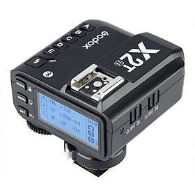 Trigger Godox X2T-N cho Nikon tích hợp TTL, HSS 1/8000s. Hàng chính hãng.