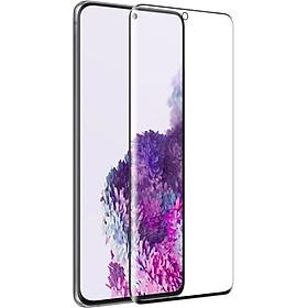 Miếng dán cường lực 3D full màn hình cho Samsung Galaxy S20 Ultra hiệu Nillkin CP + Max ( Mỏng 0.23mm, Kính ACC Japan, Chống Lóa, Hạn Chế Vân Tay) - Hàng chính hãng