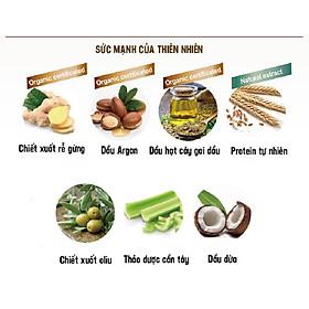 Combo 6 chai - Bộ du lịch chăm sóc cơ thể Jie Fen, Taiwan-4