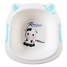 Chậu Rửa Mặt Trẻ Em Hình Bò Sữa Xinh Xắn Royal Care
