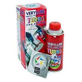 Phụ gia nhập khẩu cao cấp XADO Set Verylube Turbo Metal conditioner - Chất điều tiết kim loại