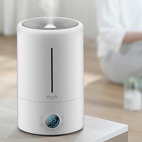 Máy tạo ẩm siêu âm, khuếch tán tinh dầu, điều hòa tự động thiết kế 2019 - Hàng Chính Hãng