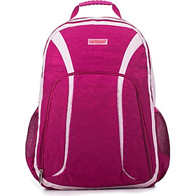 Larkpad music guest casual backpack middle school school bag men and women fashion burden shoulder bag light large capacity computer bag
