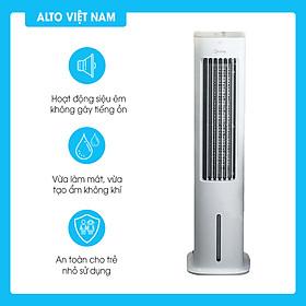 Quạt tháp điều hòa không khí MIDEA AAD10AR làm mát bằng hới nước - Hàng chính hãng