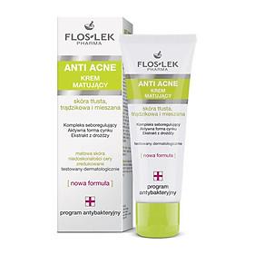 Floslek Pharma Kem Kiểm Soát Dầu Và Điều Tiết Nhờn Mattifying Cream 50ml