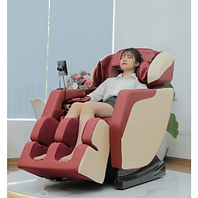 Ghế massage Queen Crown QC F5- Trải nghiệm thư giãn đỉnh cao tại nhà