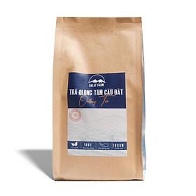Trà Oolong Tấm Cầu Đất - Túi 500Gr -  Nguyên liệu làm trà sữa tự pha chế trà sữa đài loan Dalat Farm