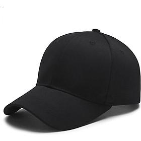 Mũ lưỡi trai nón kết trơn thời trang nam nữ cao cấp