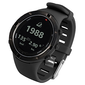 Outdoor Watch with GPS Heart Rate Triathlon Sports Watch Altimeter Barometer Watch