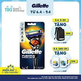 Dao Cạo Râu Gillette Fusion Proglide Flex