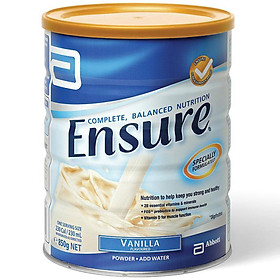 Ensure Vanilla 850g