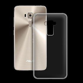 Ốp lưng cho Asus Zenfone 3 - 5.5 inch - 01003 - Ốp dẻo trong - Hàng Chính Hãng