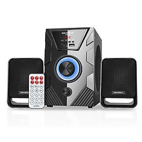 Loa Vi Tính SoundMax A-826/2.1 20W -  Hàng Chính Hãng