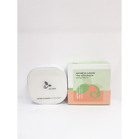 Combo Phấn Nước Trang Điểm Chống Nắng Bổ Sung Collagen Ecosy The Collagen Spf50+/Pa+++(15G) -Số 22-2