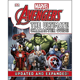 Marvel The Avengers: The Ultimate Character Guide (Updated and Expaned)