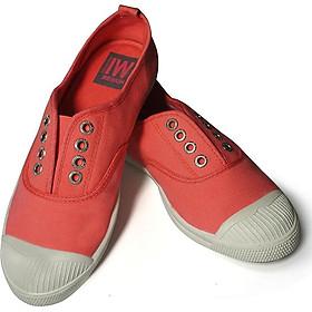 Giày Lười Vải Nữ Iriewash Màu Hồng L02