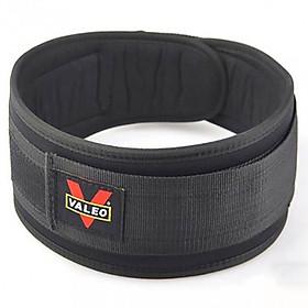 Đai Lưng Mềm Tập GYM, Thể Hình Valeo Bản Bé 12,5cm Lifting Belt