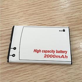 Pin BlackBerry M-S1, BlackBerry Bold 9000, 9700, 9780 DUNG LƯỢNG CAO 2000MA - hàng nhập khẩu