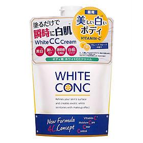 Sữa Dưỡng Thể Làm Trắng White Conc Cc Cream (200g)