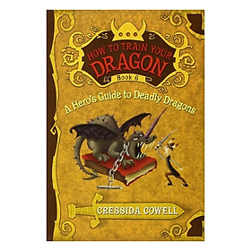 How To Train Your Dragon #06: Hero's Guide To Deadly Dragons