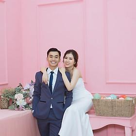 Chụp ảnh cưới phim trường Jeju Hàn Quốc