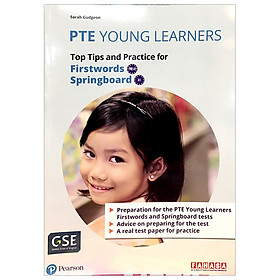 PTE Young Learners Firstwords & Springboard Vietnam