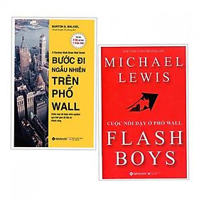 Combo 2 cuốn Bước Đi Ngẫu Nhiên Trên Phố Wall + Cuộc Nổi Dậy Ở Phố Wall( Tặng kèm bookmark Phương Đông)