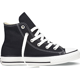 Giày Sneaker Kid Converse Chuck Taylor All Star Classic Hi - Black/White