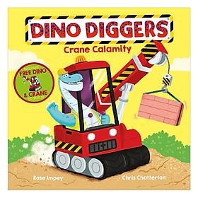 Dino Diggers: Crane Calamity