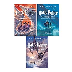 Combo Harry Potter 3 Tập (Tập 5 - Tập 7)
