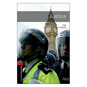 Oxford Bookworms Library (3 Ed.) 3: Justice