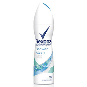 Xịt Khử Mùi Rexona Shower Clean 21066134 (150ml)