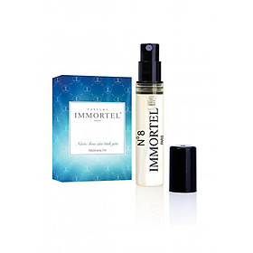 Nước hoa nữ IMMORTEL No8 Eau De Parfum 3ml
