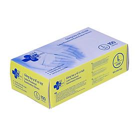 Găng tay y tế có bột SHgloves 5.1gr Size L
