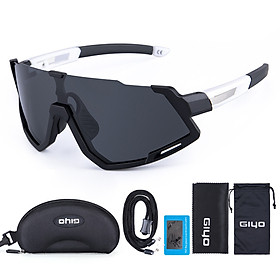 Cycling Glasses Windproof Polarizing Glasses Outdoor Sports For Men And Women Running Eyeglasses Bicycle Equipment