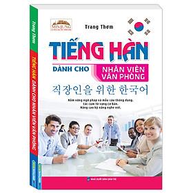 [Download sách] Tiếng Hàn Dành Cho Nhân Viên Văn Phòng